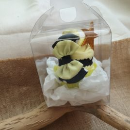 Coffret body cup cake