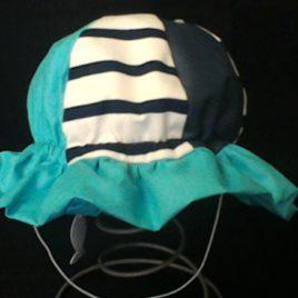 Pour se protéger du soleil jolie chapeau pour petite fille (zoémarine)