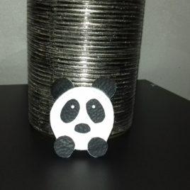 Ma petite broche Panda