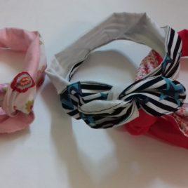 Bandeau/ headband pour les cheveux, création française