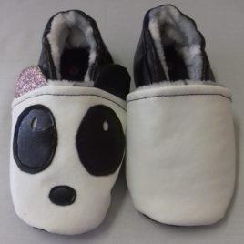 """Mes jolis chaussons """"mon panda"""""""