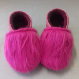 Mes jolis chaussons fourrure