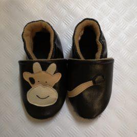 """Mes jolis chaussons """" Oh la Vache"""""""