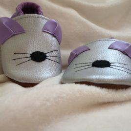 """Mes jolis chaussons """" Souris"""""""