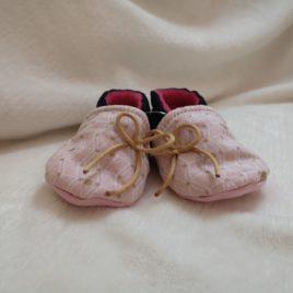 Mes 1er chaussons en coton